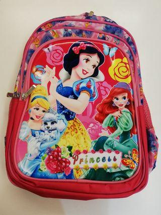 Snow White Kid School Bag 20cm x 40cm