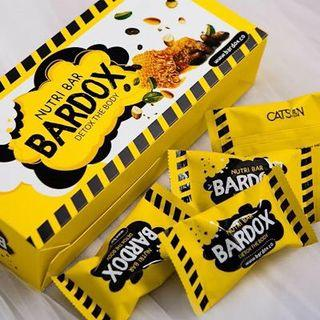 Bardox 減肥排毒代餐能量棒
