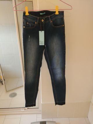 Kookai java denim jeans size 34