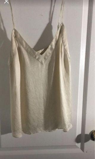 Wilfred silk shirt