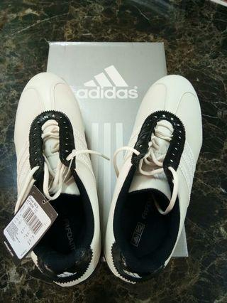 Lady Adidas Golf Shoes Driver Val S UK Size 7