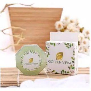 Golden Viera Soap