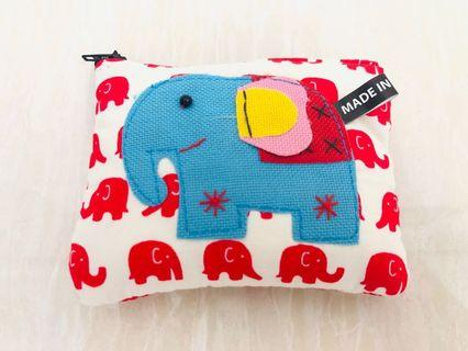 Cute Elephant Coin Purse / Bag
