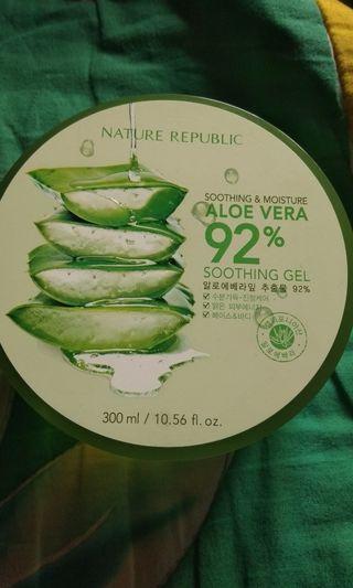 Aloevera Nature Republic