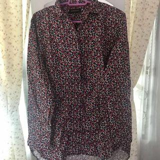 Floral Rope Blouse