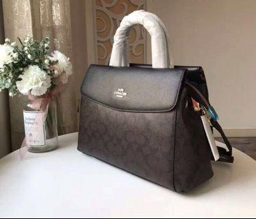 Coach hand and sling bag high end replica