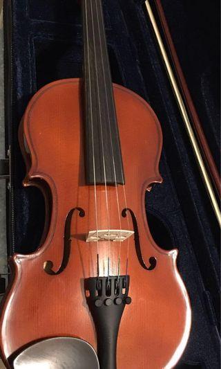 Richmann Violin Size 1/4
