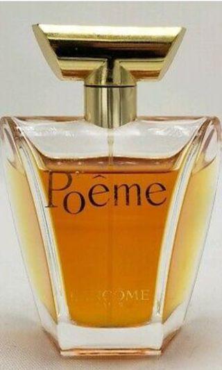 Poeme by Lancome 100ml perfume