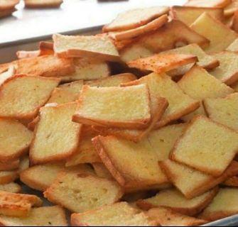 Thailand Punbun Crunchy Bread Toast 泰國 自家製 牛油 脆脆 小多士 (一包54片)