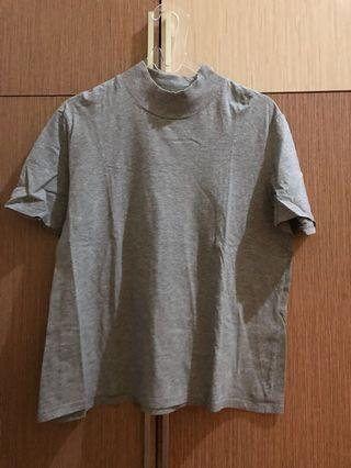 Zara Trafaluc Turtle Neck T-Shirt