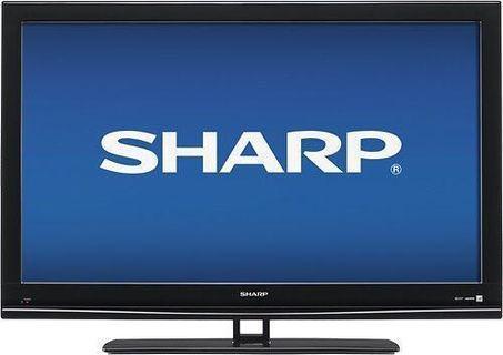 """Sharp 40"""" - LED - 1080p - 120Hz - HDTV"""