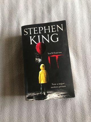 IT - NOVEL BY STEPHEN KING
