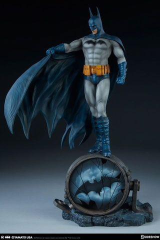 Batman Blue Version