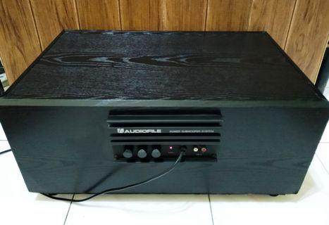 AudioFile Active Subwoofer USA