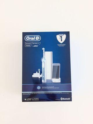 BN Oral B Smart Series 7000 Electric Toothbrush
