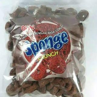 Sponge Coklat