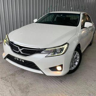 NEW ARRIVAL TOYOTA MARK X 2.5 2013