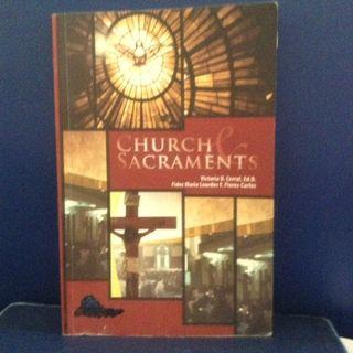 Church and Sacraments