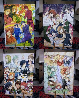 Anime Poster - Uta no Prince-sama