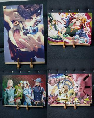 Anime Poster - JoJo's Bizarre Adventure