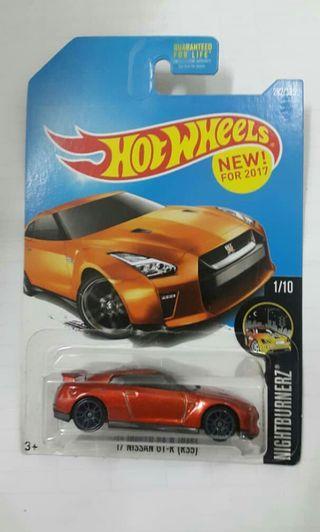 Hotwheels Nissan Skyline R35