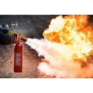 Brand New Approved Fire Extinguisher