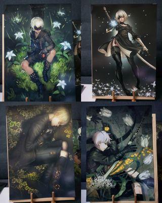 Anime Poster - Nier:Automata