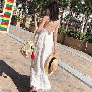 超適合婚禮的白洋裝