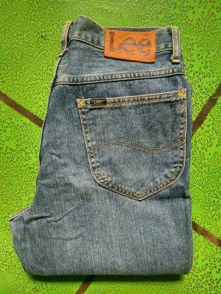 Deadstock Lee riders denim jeans