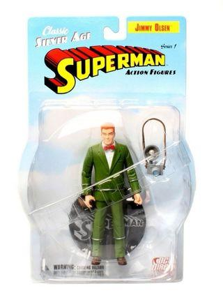 DC DIRECT CLASSIC SILVER AGE JIMMY OLSEN