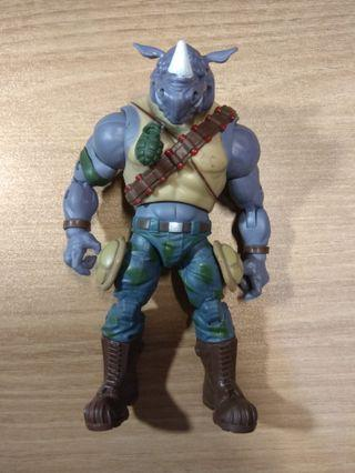 歡迎合理議價 TMNT 忍者龜 Rocksteady 犀牛(不是marvel legends select shf mafex mezco revoltech comicave studio figma NECA)