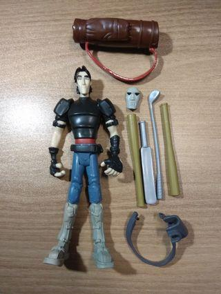 歡迎合理議價 TMNT 忍者龜 Casey Jones(不是marvel legends select shf mafex mezco revoltech comicave studio figma NECA)