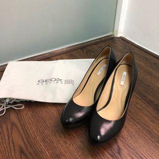 GEOX 真皮女裝高踭鞋