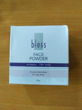 Bless Face Powder for Normal/Dry Skin Natural Shade
