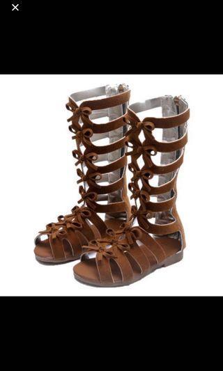 🚚 Gladiator Sandals