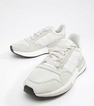 🚚 Adidas ZX500 RM White Grey