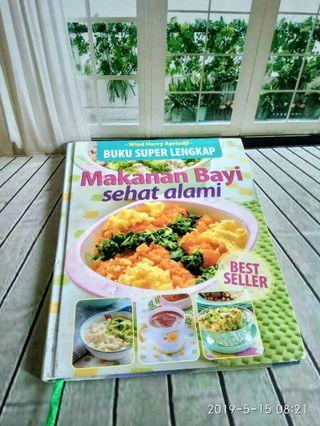 Buku Resep Mpasi Balita Wied Harry Boardbook #BAPAU