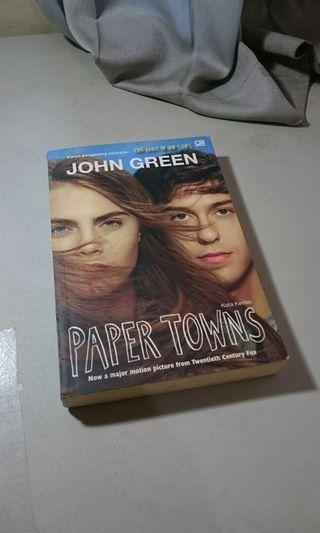 Paper Towns karya John Green