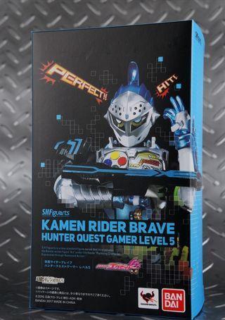 kamen rider brave lv5 shf