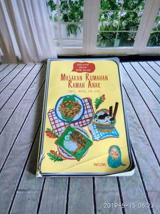 Buku Resep Makanan Rumahan #BAPAU