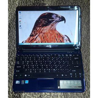 雙北可面交)Acer Aspire one AO751h-52Bb 11.6吋 筆記型電腦(藍色