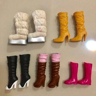 Barbie Boots