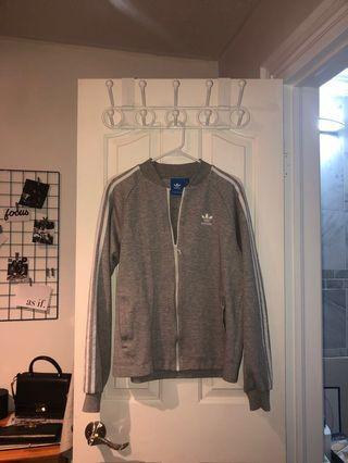 Grey jacket • Adidas
