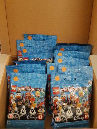 Lego Disney minifigs series 2
