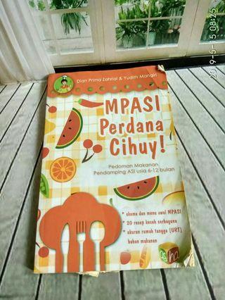 Buku Resep Mpasi #BAPAU