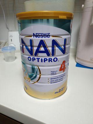 🚚 Nestle Nan Optipro stage 4