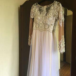 MIMPIKITA bridal Long Dress