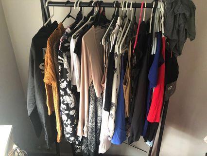Huge clothing bulk ( size M-XL)