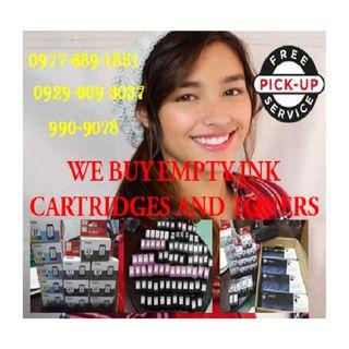 No 1 Trusted Buyer of Empty Ink Cartridges and Toners