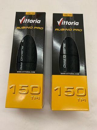Brand New Vittoria Rubino Pro 700x23c Road Bike Tyre